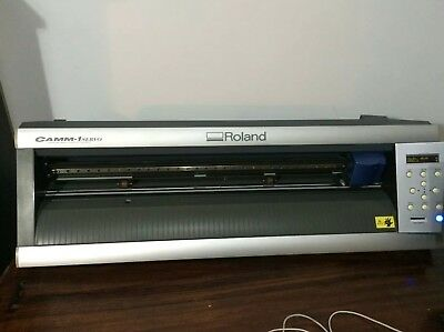 Roland CX 24 CAMM-1 Desktop Vinyl Cutter Plotter ideal for printing business