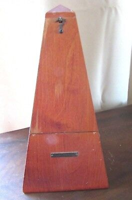 Vintage Seth Thomas Metronome #7 from 1950s/1960s Number 5911 Working
