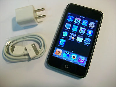 GOOD!!! Apple iPod Touch 1st Generation (8 GB) MP3 Music Player A1213 BUNDLE!!!