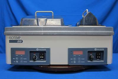 Fisher Scientific IsoTemp 215 Dual Water Bath