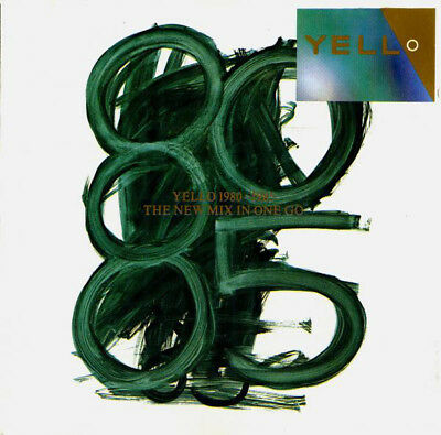 """Yello – """"The New Mix In One Go"""" - Electronic, Synth-Pop - Zustand: Sehr gut"""