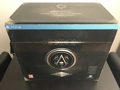 Assassin's Creed Black Flag Black Chest Edition