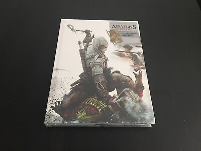 Assassin's Creed 3 The Complete Official Guide Brand New