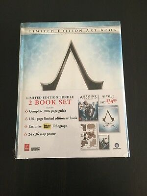 Assassin's Creed Limited Edition Bundle Brand New