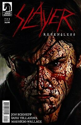 Slayer: Repentless #1!!