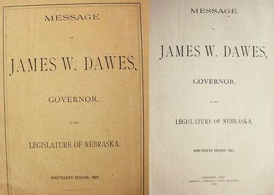 1885__Nebraska__Governors__Annual__Message_ __James_W_Dawes__ Convicts__By__Name