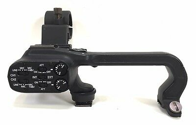 Canon XA10 XLR Top Handle Microphone Holder Genuine Canon Fully Tested Works