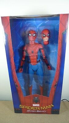 Neca 1/4 Scale SPIDER-MAN HOMECOMING MARVEL Comics Action Figure IN STOCK