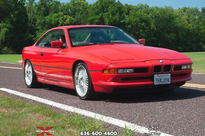 1991 BMW Other 850i Coupe 1991 BMW 850i Coupe