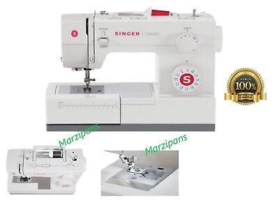 Singer 44S Classic Heavy Duty Sewing Machine High Speed 23 Built-In Stitch New