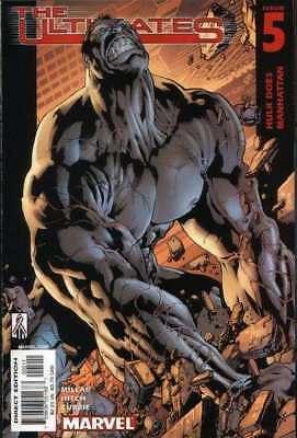 Ultimates (2002 series) #5 in Near Mint minus condition. Marvel comics