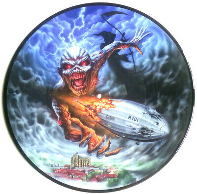"Iron Maiden Empire Of The Clouds RSD EU exclusive 12"" picture disc NEW/SEALED"