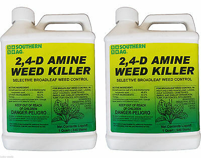 2,4 -d Southern Ag Amine Herbicide Herbicide - 946ml Pack 2