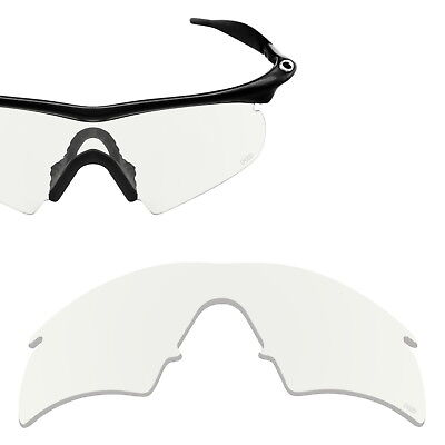 9e553ae67f LO Anti-seawater Clear Lens Replacement for-Oakley M frame Hybrid