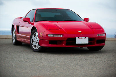 1991 Acura NSX  1991 Acura NSX - Timeless Classic Japanese Supercar - No Reseve