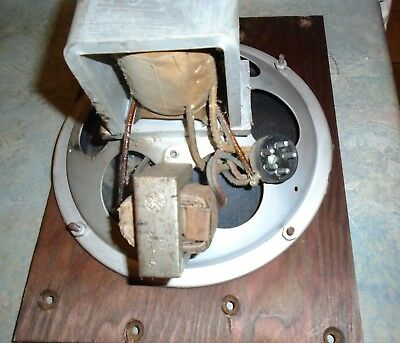 General Electric Radio Model A-70 SPEAKER parting out