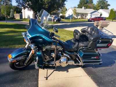 1990 Harley-Davidson Touring  1990 Ultra Classic Electric Glde