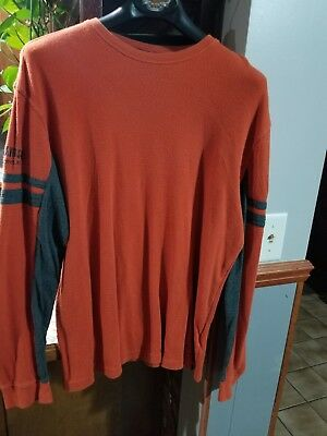 Mens Harley Davidson Long Sleeve Shirt XL