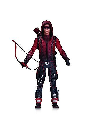 "2015 Dc Direct Collectibles Arrow Cw Tv Show Arsenal 6"" Action Figure Mib"