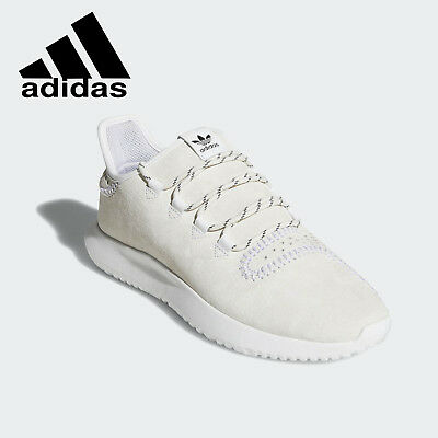 best sneakers 4e317 96b6a ADIDAS TUBULAR SHADOW Men's Size Us 9.5 Sports Shoes / White (Cq0932)