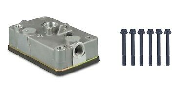 Air Brake Compressor Cylinder Head  With plate kit for VOLVO type SEB05052004
