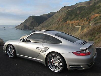 2007 Porsche 911 Turbo Immaculate Porsche 911 Turbo (2007)