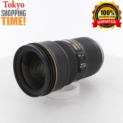 [EXCELLENT+++] Nikon AF-S Nikkor 24-70mm F/2.8 E ED VR Lens from Japan