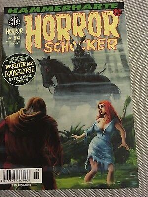 Horror Schocker Comic Band 24 - Zustand 1