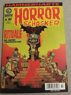 Horror Schocker Comic Band 47 - Zustand 1