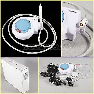 Dentaire Dental Ultrasonic Piezo Scaler fit EMS Woodpecker Handpiece 5 Tips