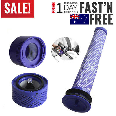Washable Motor Filter For Dyson V7 V6 V8 Animal Cordless Handheld Vacuum