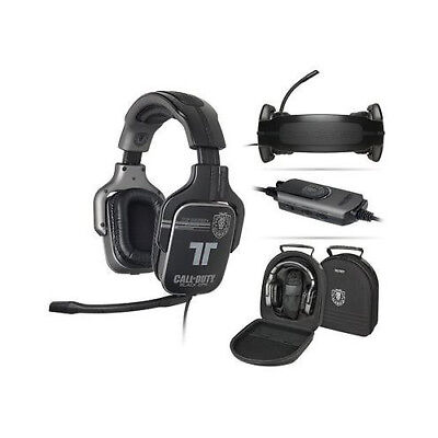 Tritton Pro+ 5.1 Surround Sound Gaming Headset Dolby 3D-Audio Call Of Duty PC