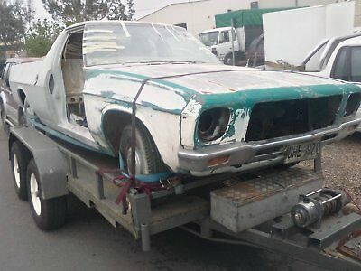 hq holden ute Project