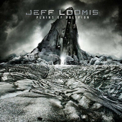Jeff Loomis ‎– Plains Of Oblivion RARE COLLECTOR'S NEW CD! FREE SHIPPING!