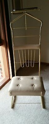 'retro' Butler / Valet / Dressing Chair / Suit Stand