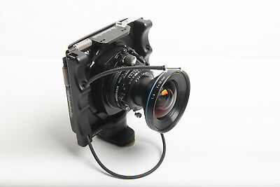 Cambo WRS 1200 with Rodenstock Digaron 32mm for Hasselblad & Phase Digital Backs