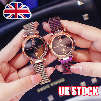 Star-Studded Magnetic Ladies Watch 2018 Hot!!! - Free Shipping!!! Y8