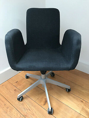 Ikea Patrik Swivel Office Chair 7 00 Picclick Uk