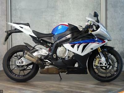 Bmw S1000Rr Sport With Nice Extras! New Chain & Sprockets And 2 X Front Pads