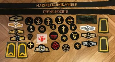 Bundesmarine konvolut, German Navy lot