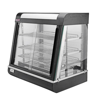 iMettos - Hot Display Cabinet 110 Ltr