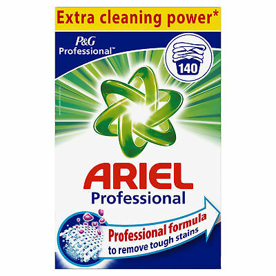 Ariel Washing Powder Professional Laundry Detergent  9.1KG 140 Wash