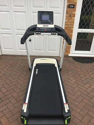 Bodymax T100i Performance Treadmill