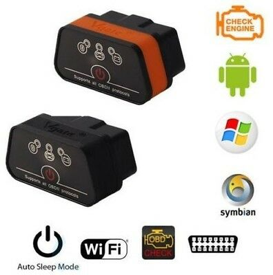 Angebot Scanner Interface Koffer Elm Vgate Icar2 Diagnostisch Obd2 Wifi Icar 2