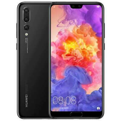 """New Huawei P Smart 32GB 13MP Android 4G 5.65"""" Lcd Unlocked Smartphone"""