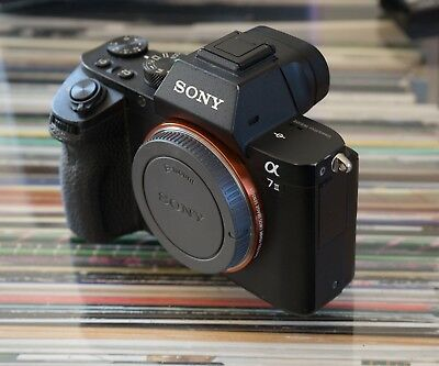 Sony Alpha A7 II Mark 2 Digitalkamera Gehäuse Body