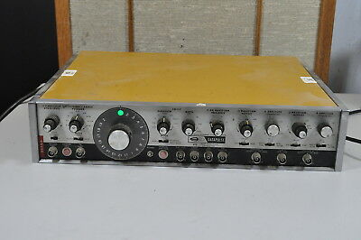 Vintage Datapulse Signal Sweep Function Generator 410 #4919