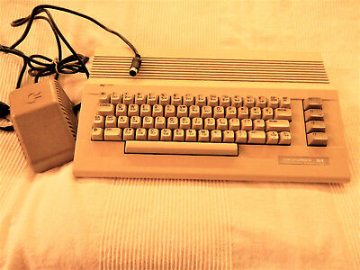 C 64 Made in Germany incl. Netzteil