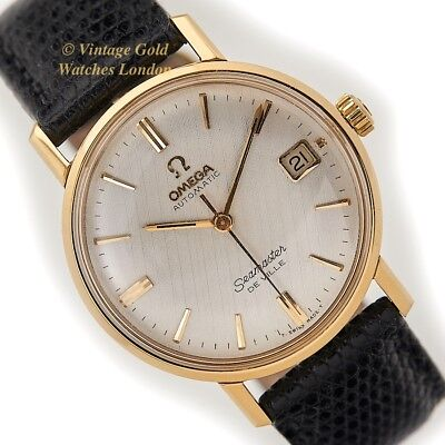Omega Seamaster De Ville, Cal.562, 18Ct, 1968 - Immaculate!