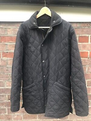 Barbour Microfibre Polarquilt Quilted Jacket S Small bought from Oi Polloi